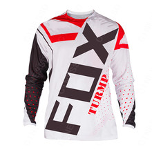 2021 Men's Downhill Jerseys http fox Mountain Bike MTB Shirts Offroad DH Motorcycle Jersey Motocross Sportwear Clothing FXR bike