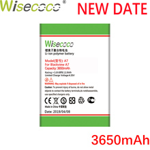 Wisecoco A7 3650mAh Newly Produced Battery For Blackview A 7 Pro Phone Replacement + Tracking Number