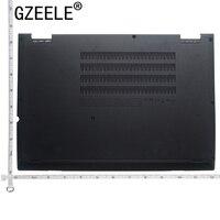 GZEELE New for Lenovo for ThinkPad Yoga 260 Bottom Base Cover Lower Case Black 01AX900 00HT414