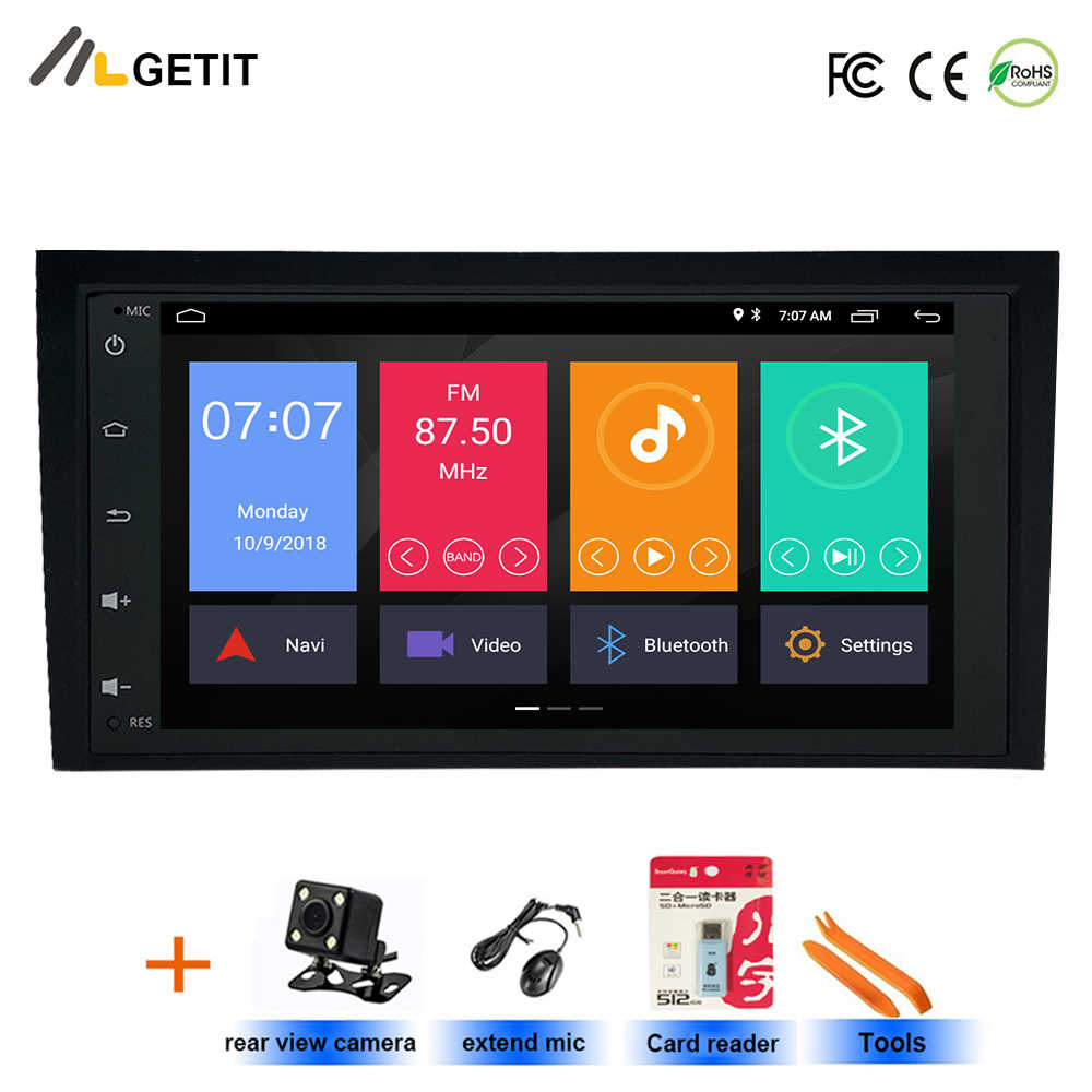 Android 9.0 4 CORE GPS DELL'AUTOMOBILE Per Audi A4 B6 B7 S4 B7 B6 RS4 B7 SEAT Exeo no dvd lettore radio schermo IPS WIFI BT