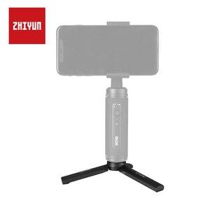 Image 1 - ZHIYUN Mini trípode oficial con tornillo Universal 1/4 para grúa M2, accesorios de cardán, estabilizador Q2 liso de mano