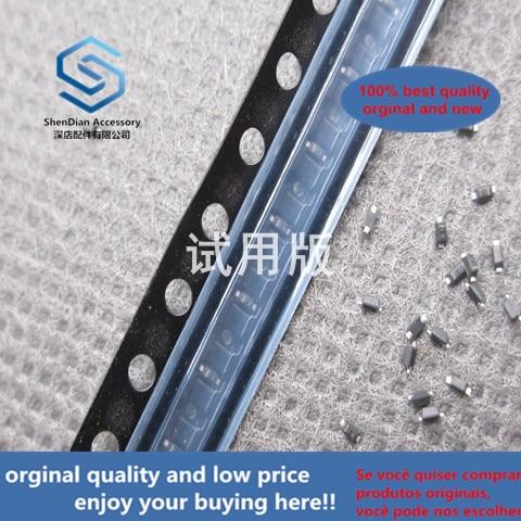 50pcs 100% Orginal New SMD Diode CH511-40GP SOD-923 0402 MSV Schottky