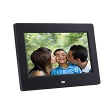цена на 8 Inch Digital Photo Frame X08E - Digital Picture Frame with IPS Display Motion Sensor USB and SD Card Slots Remote Control
