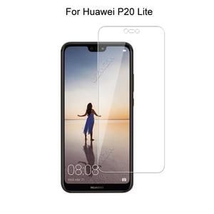 Image 2 - Szkło hartowane dla Huawei P20 Lite / P20 Pro / P20 szkło ochronne szkło hartowane dla Huawei P20 Lite Pro