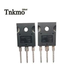 Image 1 - 10PCS IRG4PC50U OM 247 G4PC50U TO247 Triode high power 600V 55A Nieuwe en originele