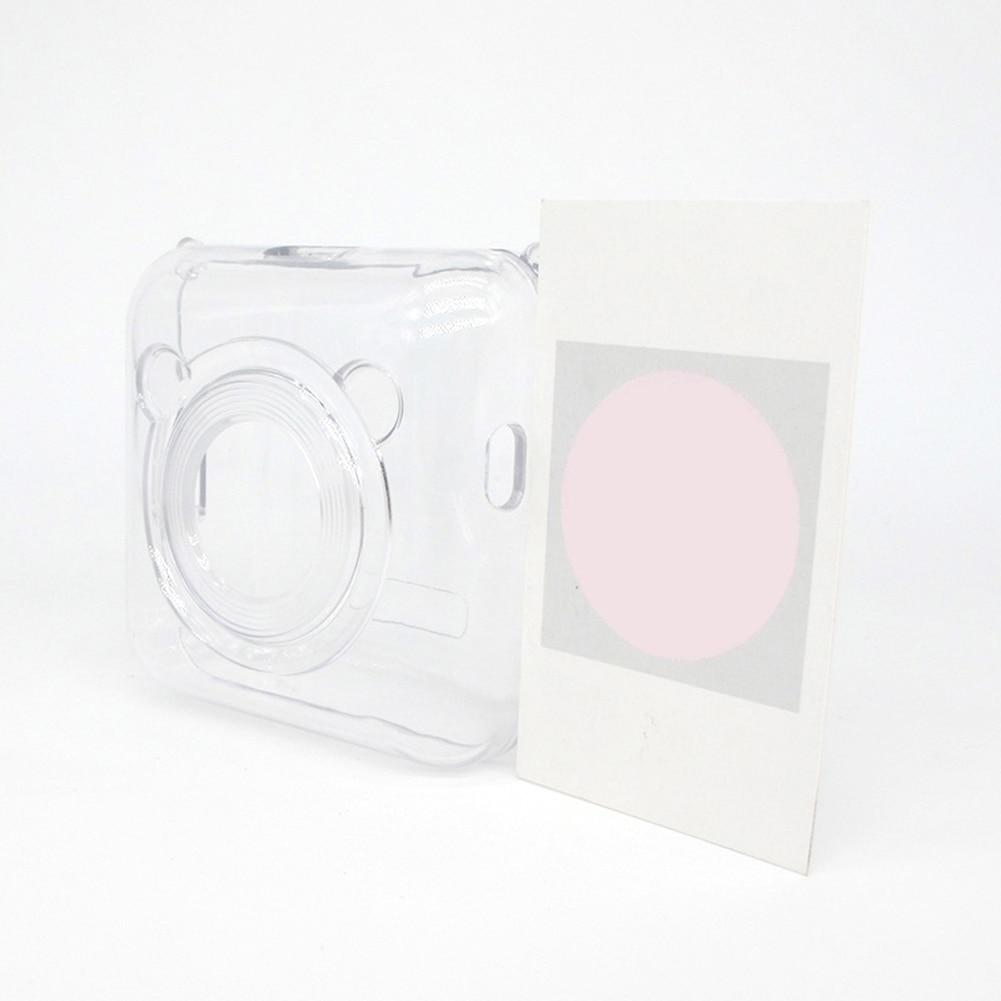 Peri Page Love Bear Crystal Protective Shell Thermal Printer