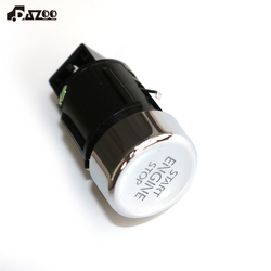 DAZOO 5NG959839 Original Engine Start Stop Button Switch One Key Start Up One-Button Start For V W Tiguan L 5NG 959 839