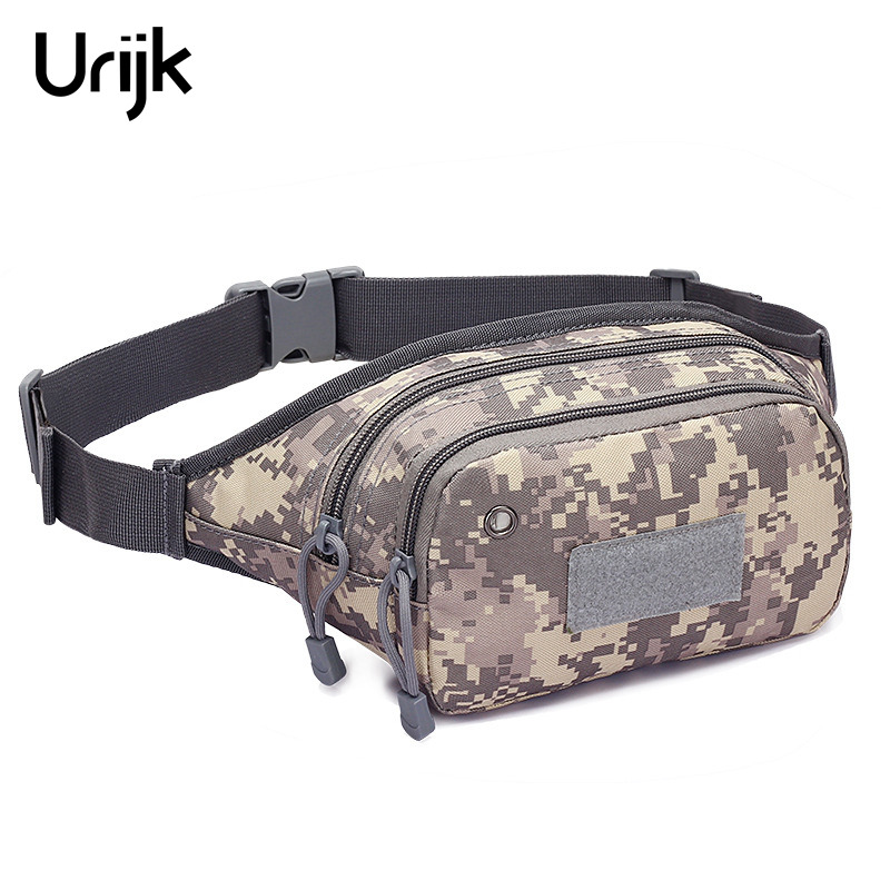 Urijk Multifunction Tool Bag Oxford Cloth Electrician Waist Tool Bag Outdoor Working Waterproof Storage  High Quality