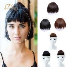 Talang зажим для волос челка шиньон Аксессуары синтетические