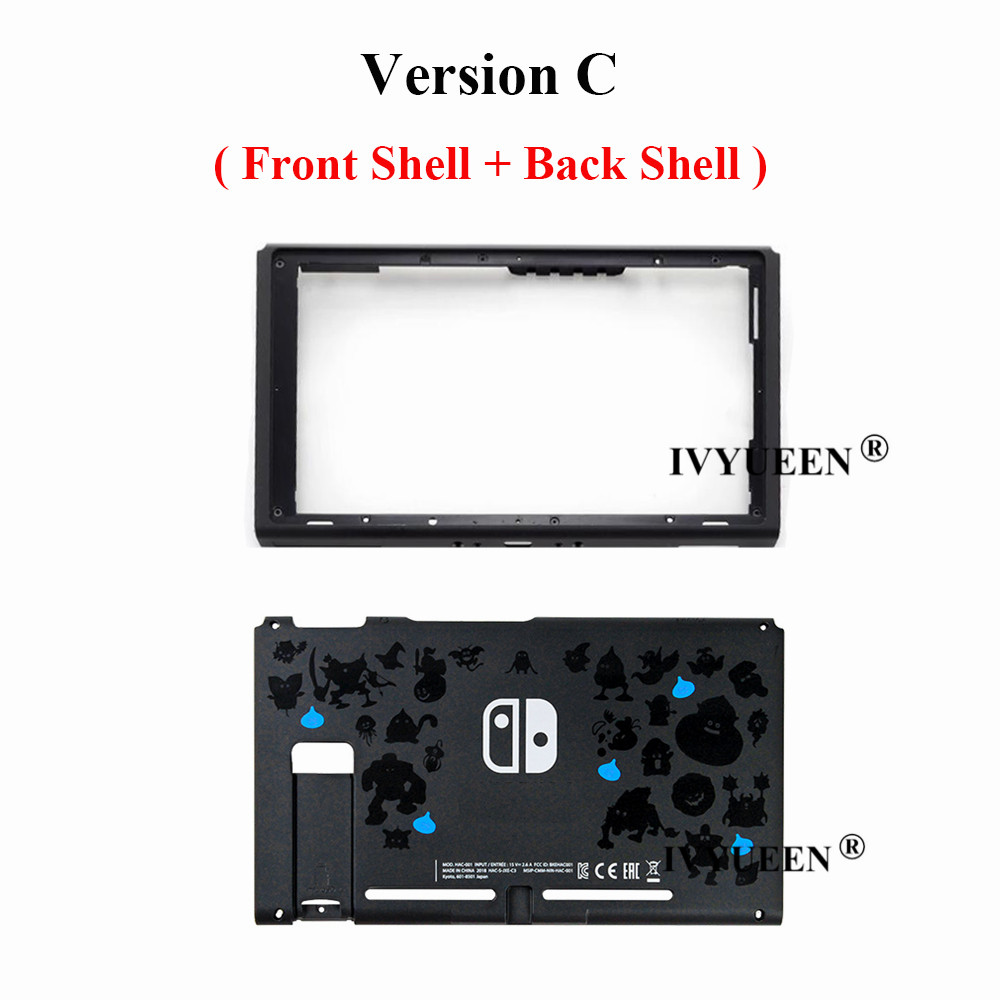 for Nintendoswitch Nintend switch console housing shell case 11