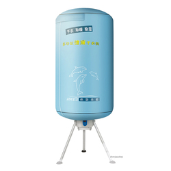 Opvouwbare draagbare wasdroger Thuis mute droogmachine JC 900 PTC verwarming 3s sneldrogende rack 220v 180min timing|Droogmachines|Huishoudelijk Apparatuur -