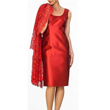 Womens Long Sleeve Two Piece Lace Dress Autumn Elegant Ladies Black Party Vestido Women Spring