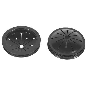 Splash Food Waste Disposer Accessories Multi-function Drain Plugs Guards for Whirlaway Waste King Sinkmaster and GE Models image