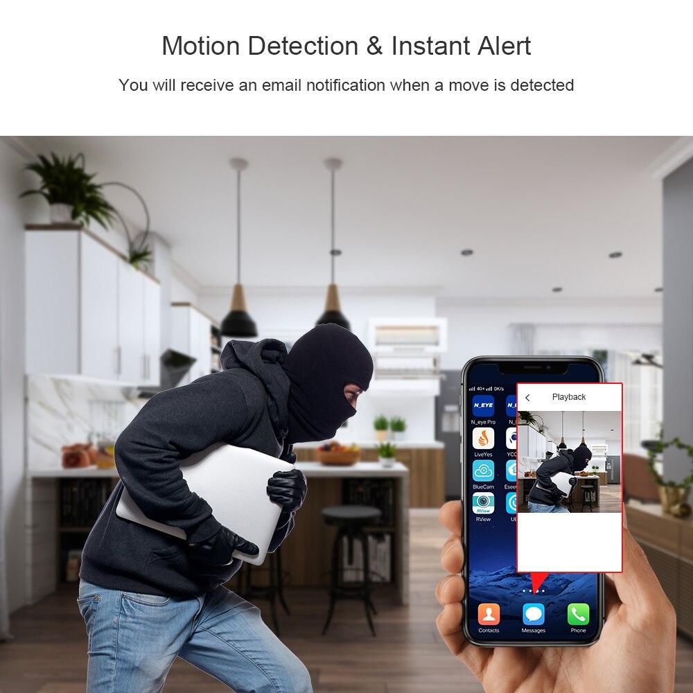 DEFEWAY Kit Fotoaparat Video nadzor 1080P CCTV Sustav 8CH Nadzorni - Sigurnost i zaštita - Foto 4