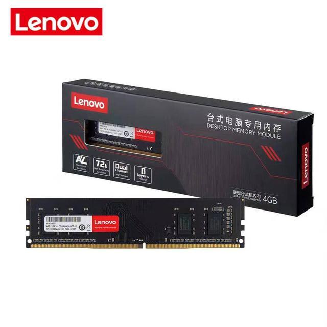 ذاكرة لينوفو رام ddr4 8gb 16gb سطح المكتب 2666MHz نوع الواجهة 288pin 1.2V ميموريا رامز ddr 4 للكمبيوتر