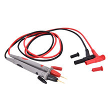 Leads Pin Universele Digitale Multimeter Tester Lead Wire Probe Pen Kabel 2 stks/set Dc Man Power Plug(China)