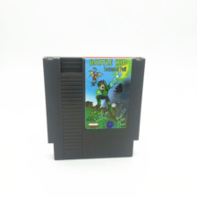 Schlacht Kid Festung von Gefahr USA-NTSC Für 8 Bit 72 Pins Video Spiele Konsole