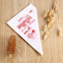 100PCS/bag Disposable Piping bag Icing Nozzle Fondant Cake Decorating Pastry Tips Tools