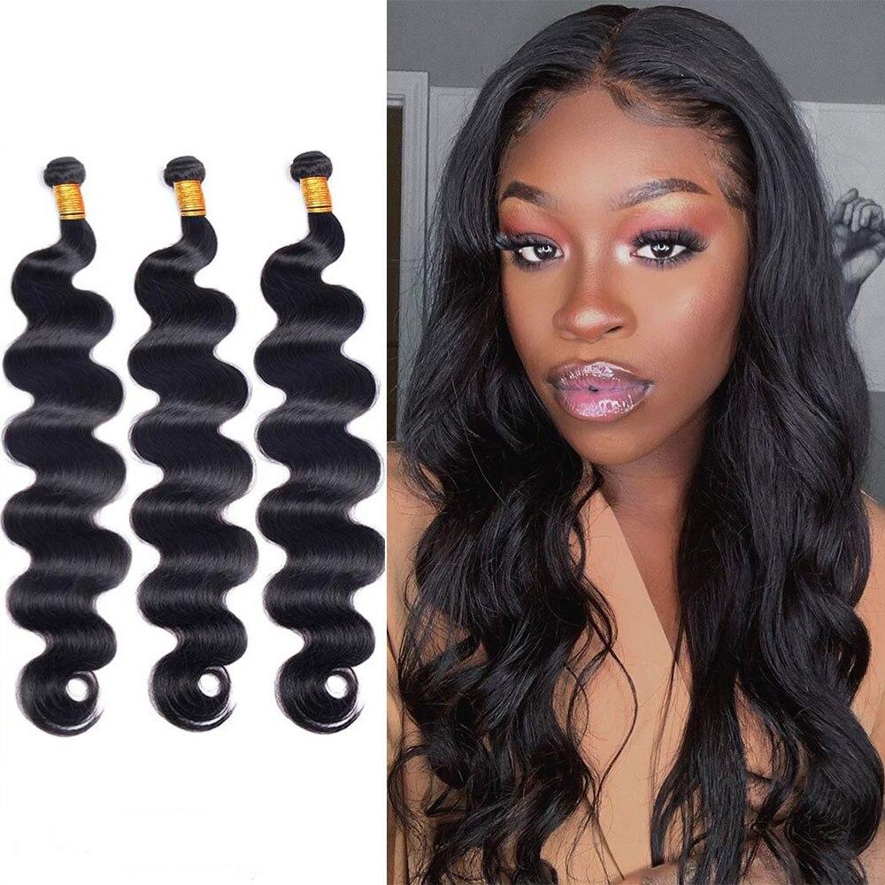 """Body Wave """"Bundles"""" Brazilian Virgin Hair"""