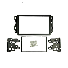 Fascia Captiva Chevrolet Aveo Double-Din Trim-Kit Radio Cd-Frame Stereo-Panel Dash-Mount