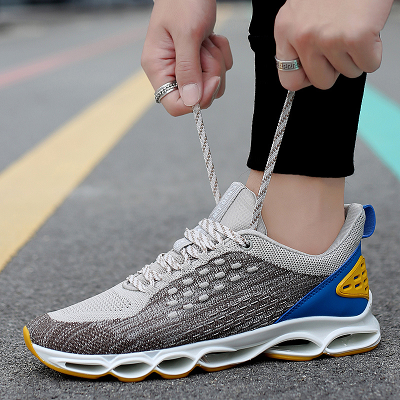 Men Sport Running Shoes 2019 Brand Spring Summer Breathable Zapatillas Hombre Deportiva Outdoor Ultra Boost Men Sneakers Jogging