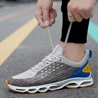 Men Sport Running Shoes 2019 Brand Spring Summer Breathable Zapatillas Hombre Deportiva Outdoor Ultra Boost Men Sneakers Jogging