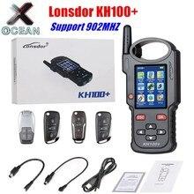 مبرمج مفتاح أصلي Lonsdor KH100 + KH100 + Maker ينشئ ويحاكي رقاقة/يحدد النسخ/تردد بعيد/مفتاح التحكم في الوصول