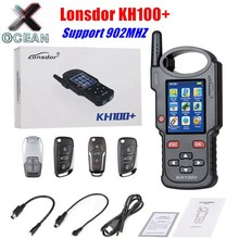 Original Lonsdor KH100+ KH100 + Maker Key Programmer Generate&Simulate Chip/Identify Copy/Remote Frequency/Access control key