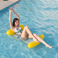 Swimming Pool Inflatable Hammock Bed Air Mattresses Party Toy Floating Water Float Lounger Chair