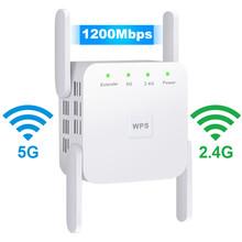 kebidu 2 4G 5Ghz Wireless WiFi Repeater Wi Fi Booster 300 1200 Mbps WiFi Amplifier Wi-Fi Long Range Extender Access Point cheap kebidumei CN(Origin) 10 100 1000Mbps 1 x10 100 1000Mbps 2 x USB 3 0 2 4G 5G 1300Mbps Wi-Fi 802 11g 802 11ac 600Mbps Firewall