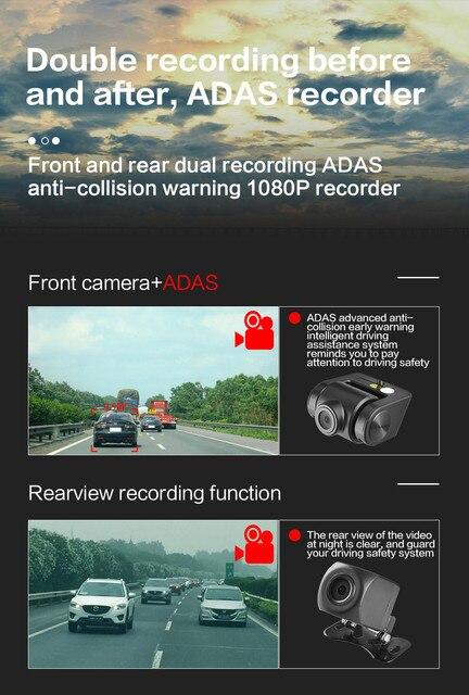 """Автомобильное радио 2 Din Android GPS навигация автомобильное радио стерео 7 """"Wifi Bluetooth RDS IPS DSP аудио Универсальный мультимедийный автомобильный плеер 2"""