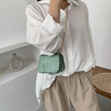 Women Shoulder Bags Classic Texture Vintage Alligator Leather Delicate Creative