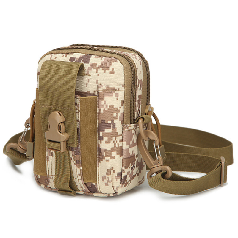 Multifunction Shoulder Bag Pouch Belt Waist Bag Fanny Pack Outdoor Pouches Phone Case Pocket Hunting Bags