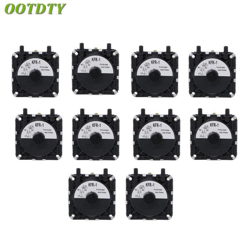 OOTDTY 10 Pcs Boiler Gas Water Heater Pressure Switch Universal Pressure Switch KFR 163HF|Pressure Sensors| |  - title=