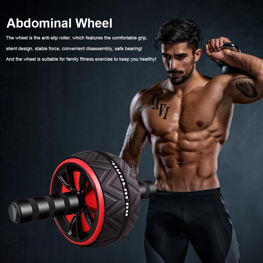 Ab Roller wheel Abdominal Muscle Trainer 1