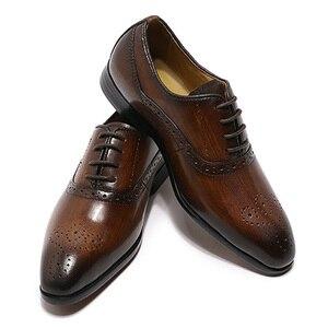 Детские туфли-оксфорды на шнуровке, вечерние туфли из натуральной кожи для школы и свадьбы, лето 2020