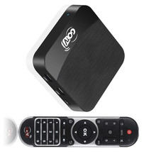 TV BOX Amlogic S905X  H.265 4K HD Video Game Play IPTV Android TV Box For Brazil