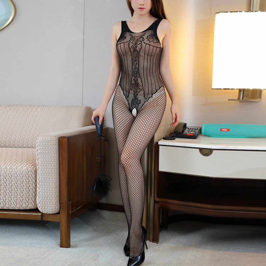 2019 moda quente novas meias femininas meias meias apertadas sexy fish net corpo aberto чулки женские эротические гольфы 50 *