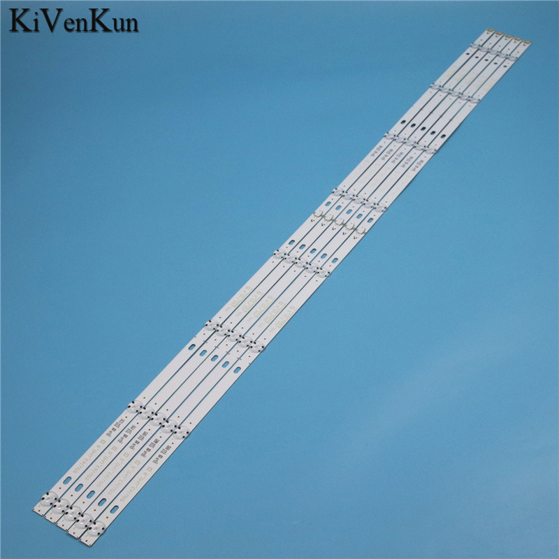 LED Backlight Strips For LG 55UJ6307 55UJ6309 55UJ630A LED Bars Kit Band Rulers SSC 55LJ55_FHD_A 55UJ63_UHD_B Innotek 17Y 55inch