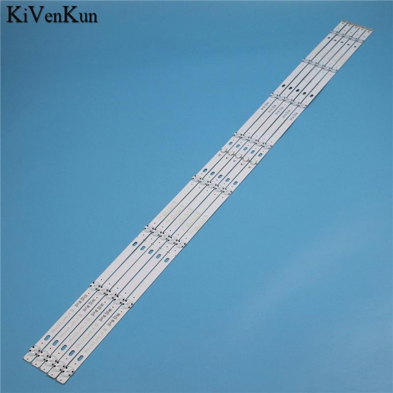 LED Backlight Strips For LG 55UJ6307 55UJ6309 55UJ630A LED Bars Kit Band Rulers SSC 55LJ55_FHD_A 55UJ63_UHD_B Innotek 17Y 55inch