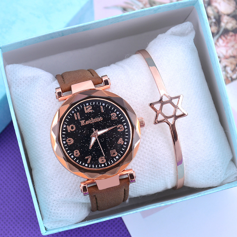 Casual-Romantic-Starry-Sky-Women-Watches-Fashion-Bracelet-Bangle-Ladies-Wrist-Watch-Simple-Leather-Female-Clock (3)