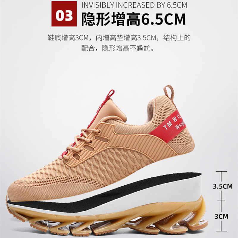 2020 New Running Mens Shoes Mesh