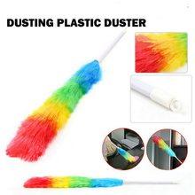 2020 venda quente macio microfiber limpeza espanador de poeira lidar com pena estática anti magia ferramentas limpeza doméstica