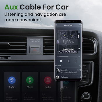 3.5mm AUX Cable Jack male to male Audio Cable 3.5mm Speaker Cable for Headphones Car for Xiaomi Redmi 5 plus Oneplus 5t AUX Cord 3