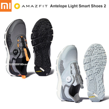 Newest Xiaomi Amazfit Antelope Light Smart Shoes 2 Outdoor Sport