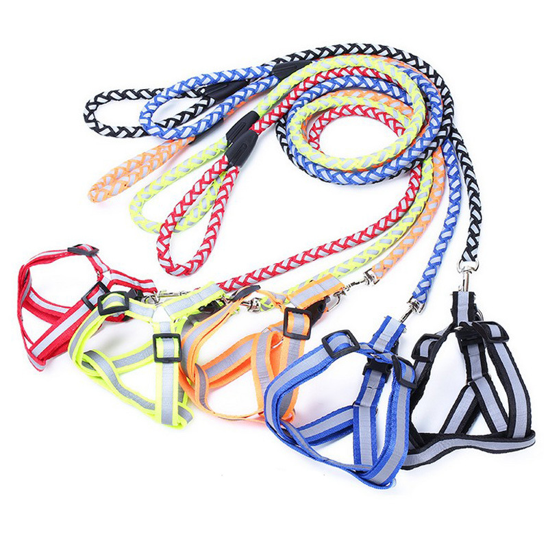 Pet Reflective Nursing Thoracic Small, Medium And Large Dog Traction Sling Drawstring Suspender Strap Dog Unscalable