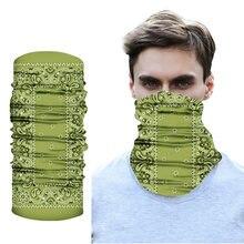 2020 бесшовный бандана волшебный шейный платок микрофибра мужской