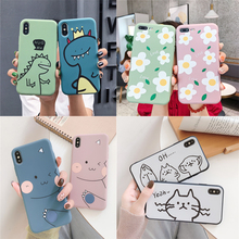 Dinosaur Sailor Moon Case For iPhone 11 Pro XS MAX XR X 8 7 6 6s Plus Huawei Honor 8X P30 P20 Winnie Pooh Cover