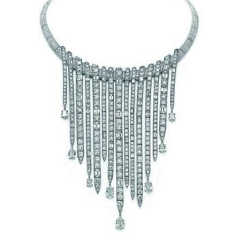GODKI Luxury Clear CZ Zircon Dubai Bridal Necklace Set For Women Wedding SAUDI Nigeria CZ Crystal Dress PARTY  Jewelry set 2020