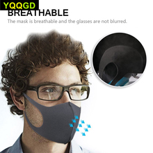 3Pcs/Lot 3 Pack Anti Dust Face Mouth Cover Mask Respirator – Dustproof Anti-bacterial Washable – Reusable Comfy Masks for all